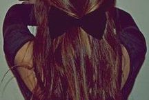 hairstyles / hajcihő