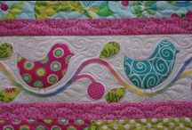 Quilt - borders / by Melanie Noyes
