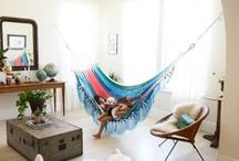 House - Decor - Design / I home needs to give you a sense of relaxation and freedom