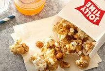 Sweet Popcorn Recipes / A place to get sweet JOLLY TIME recipes! / by JOLLY TIME Pop Corn
