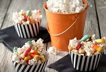 Holiday Popcorn Recipes / Holiday recipes and crafts ranging from Thanksgiving to the 4th of July from your favorite popcorn company, JOLLY TIME! / by JOLLY TIME Pop Corn