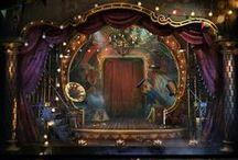 Circus / #Dark #circus, cirque noir. / by Le Fabularium