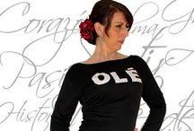 Flamenco Dancewear / Flamenco fashion for the dance class