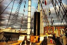 #LeadersConnect / #LeadersConnect at Leadership Connections in Bristol, 3rd October 2014  - See more http://elysiantraining.com/event/ #LC14 #shipselfie #leadersconnect / by Elysian Training Ltd.