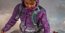 Hiking gear & gadgets / Hiking gear & gadgets for outdoor women! Travel in style, but pick the rights hiking gear.