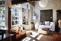 Casas - salas para viver