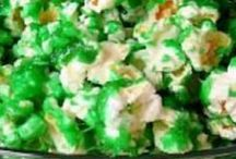 St. Patrick's Day Popcorn / by JOLLY TIME Pop Corn