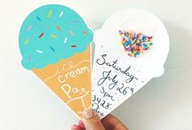 ice cream / by suzan