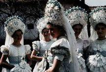 Hungary -  Folk Costumes