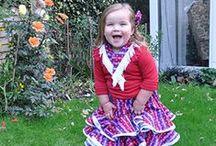 Flamenco kids / The cutest Flamenco style!