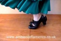 Learn Flamenco! / Flamenco tutorials and classes