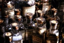 Alchemist | Apothecary / Alchemy,  apothecary,  potions bottles,  poisons, experiences and more...