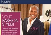 Marcellas Reynolds / Meet Celebrity Fashion Stylist Marcellas Reynolds! He's working with us as your personal fashion stylist. His how-to videos will show you how to wear it, how to pair, and make the most of everything in your closet! Take a look!  / by Midnight Velvet