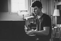 shawn. / we wrote our story and we sang our songs we hung our pictures on the wall.