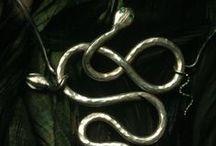 Slytherin / Slytherin | Serpentard | Poudlard | Hogwarts | Harry Potter | Snake