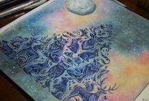 Coloring Inspiration & Techniques