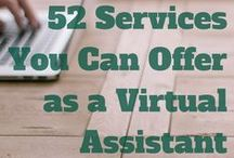 Virtual Assistant Jobs + Business / How to become a virtual assistant   virtual assistant jobs   start a virtual assistant business