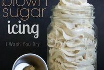 BUTTERCREAM/FROSTING/ICING