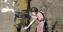 Bansky / Street Art