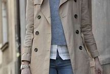 Fall Fashions We Love / Fashion, Women's Fashion, Fall, Autumn, Styles, Trenchcoat, Sweaters, Bags, Outfits, Chic, For Work, Modest, Simple Style, Classic, Vintage, Classy, indie, inspiration, essentials, black, minimalist, casual, boots, jeans, sweaters, layers, style, urban, scarves