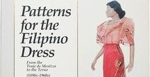 Filipino Weaves & Textiles / All the resources you need, book, blog, articles, organizations, etc to learn about the world of Filipino Weaving & Philippines Textiles