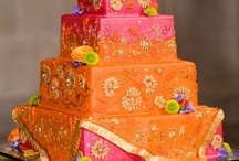 wedding cakes / by GlamAmore4You Wedding- Event Planner