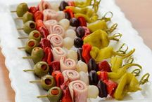 Food ~ Appetizers & Snacks / by R J