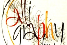 ART Calligraphy/typography/Lettering