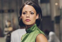 The artist Berenice Bejo / Love this movie, people say I look like her. Love the roaring twenties
