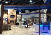 Trade Show Exhibits Large Island / Trade show exhibits