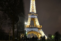Eiffel Tower ~ Many Faces  / by R J