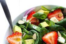 Salad  / Delicious wholesome salad recipes