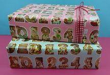 Children's Designs / Children's gift packaging by designer Rachel Goodchild