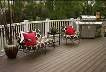 Decks, patios, and porches / by anne bearheart