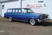 Ford Falcon / Ford Falcon's Rock / by Timothy Orcutt