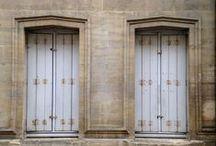 Interesting Doors