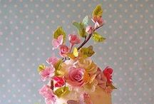 Wedding cakes to die for / Beautiful Wedding Cakes
