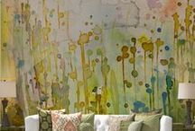 ART: murals and wall decoration