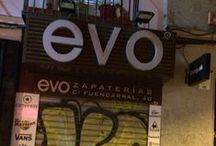 i spy evo! / Evo is everywhere when you really look for it!