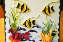 Quilling - animaux / by Crea-Style & Silhouette