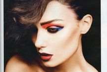 Glamrock make-up