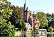 Unique Places  - Belgium / A picturesque overview of the country's main attractions / by Ramondo Moss
