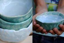 VeranoAzul Ceramica / Moja ceramika powstaje w myślach, by potem moje palce mogły tchnąć w nią życie. Każda sztuka jest jedyna i niepowtarzalna. Mogę też ulepić coś dla Ciebie! https://veranoazulceramic.wordpress.com/