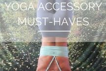 Yoga Accessory Must Haves