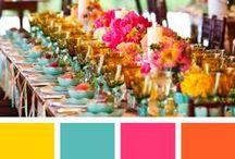 Wedding / colors / inspirations