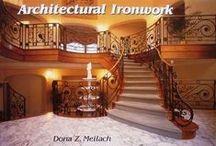 Ironwork - Art Nouveau, Art Deco, French, Italian ...