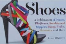 Shoes to Collect / Books on Shoes - Vintage, Designers, ....