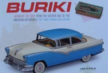 Books on Toys / Antique, vintage, mid-century, 1960s, 1970s, 1980s toys in tin, wood, plastic, celluloid, diecast ......