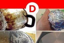 Cozinha - Truques de cozinha, como cozinhar e congelar alimentos corretamente / Dicas sobre cozinhas e segredos de cozinha