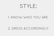 My Style  / by Kim Trice